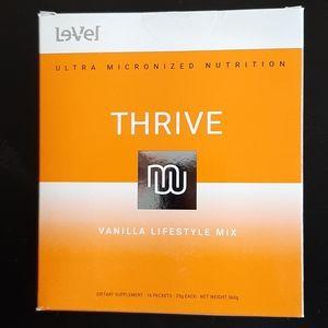 Thrive Vanilla Lifestyle Mix Box of 16